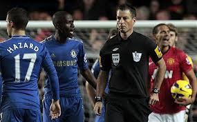 Kontrofersi Laga Chelsea Vs Manchester United